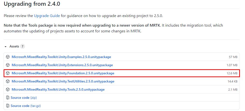Microsoft.MixedReality.Toolkit.Unity.Foundation.2.5.0.unitypackage